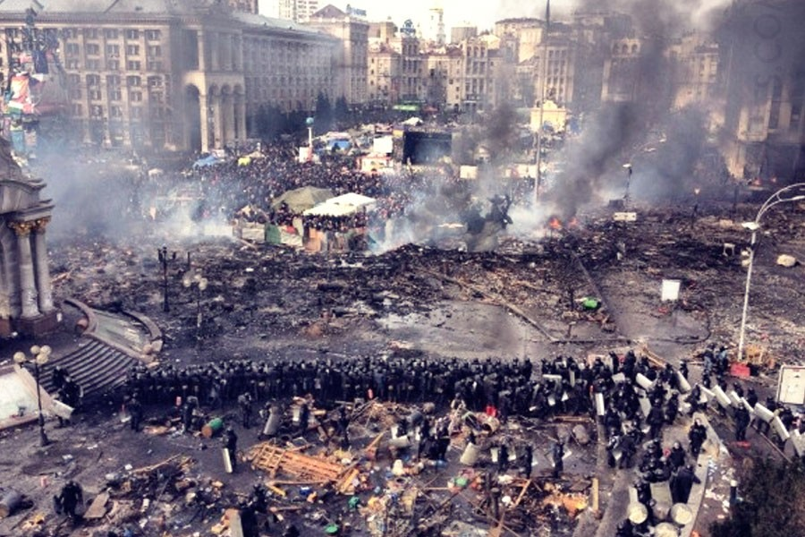 the causes of the ukraine crisis of 2014