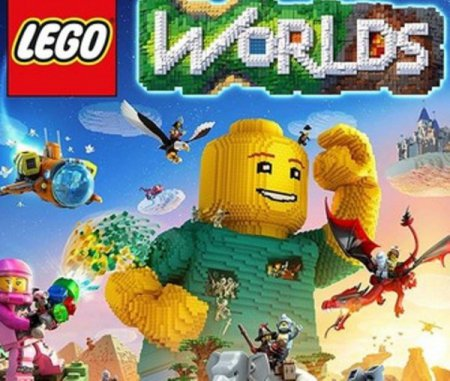 LEGO Worlds появится на Nintendo Switch