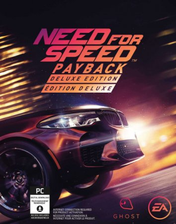 Electronic Arts представил новую Need for Speed Payback