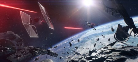 Star Wars: Battlefront II лидирует по популярности на E3-2017‍