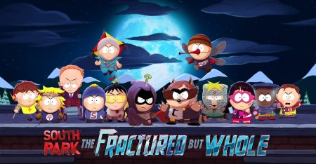 Ролевая игра South Park: The Fractured But Whole готовится к релизу