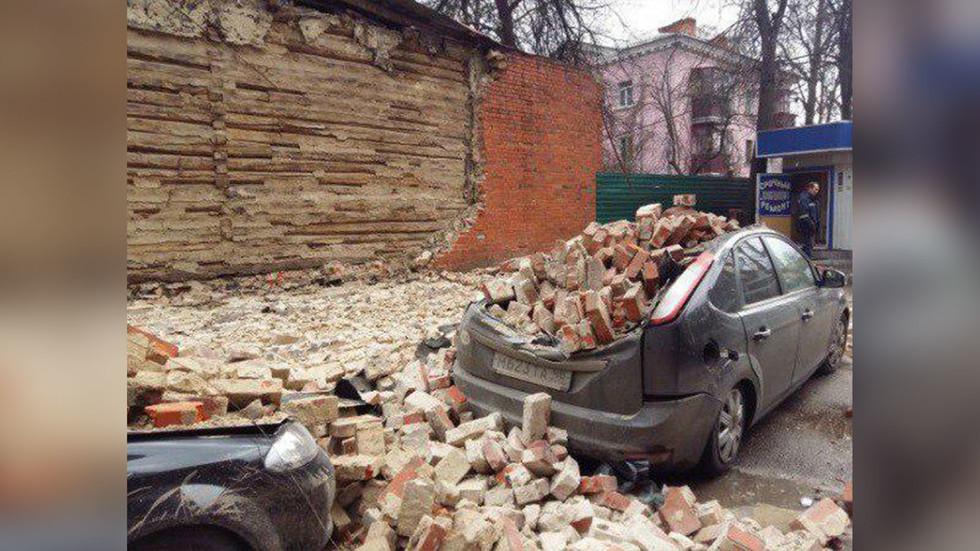 Следователи не нашли вины строителей и властей в обрушении дома ветерана в Курске